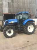 009-000 NEW HOLLAND T6080 2011